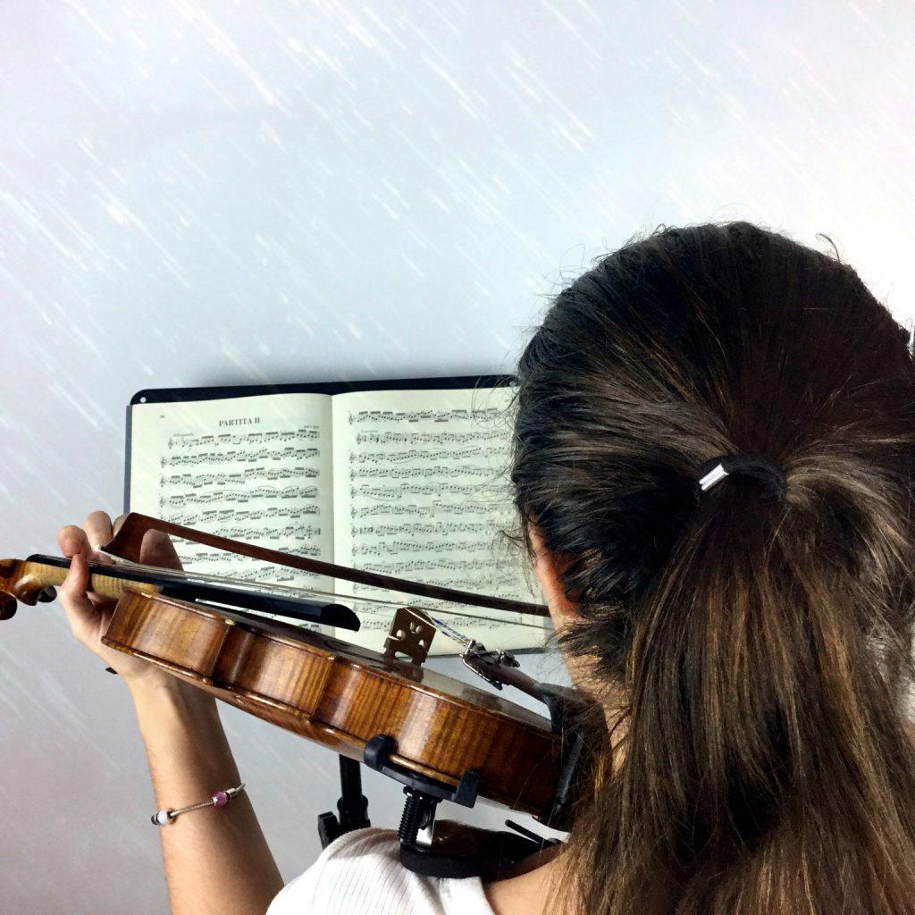 Geige üben - muss das sein?