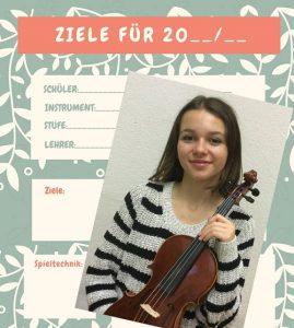 Back to school: Ziele für den Instrumentalunterricht