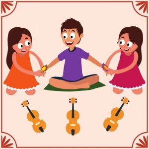 Konzentrierte Kinder im gruppenunterricht