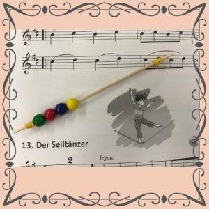 Übe-Helferlein zum Geige üben