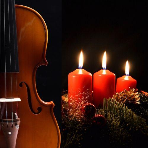 Alle Jahre wieder ... Weihnachtslieder im Geigenunterricht