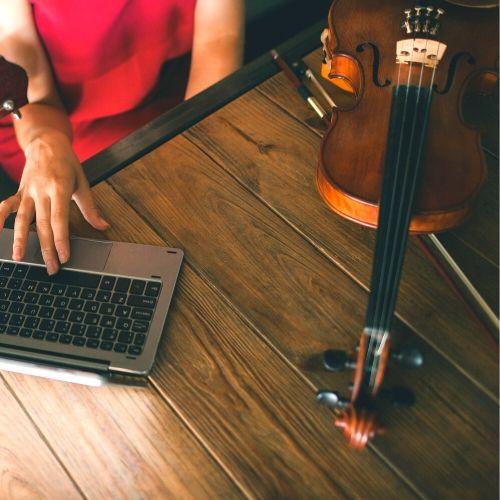 Instrumentalunterricht in Zeiten von Corona