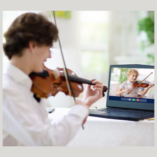 Violinunterricht Online