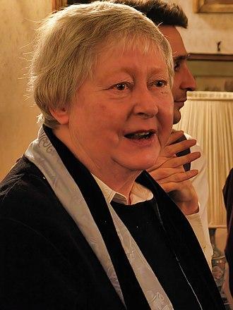 Sheila Nelson in London 5. March 2006